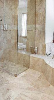 Polished Travertine Tiles